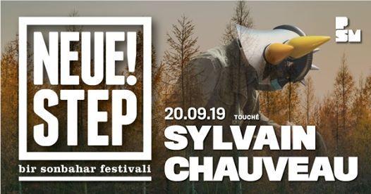 Neue Step Sylvain Chauveau