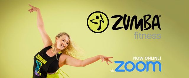 Saturday Morning Zumba (Online)