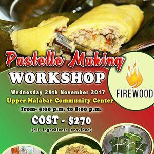Pastelle Making Workshop