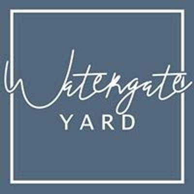 Watergate Yard - Ryan & Hollie