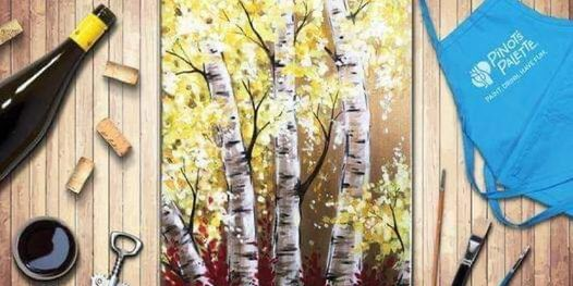 Ladies Paint & Wine (drink) Night, 11 November | Event in Cleveland | AllEvents.in