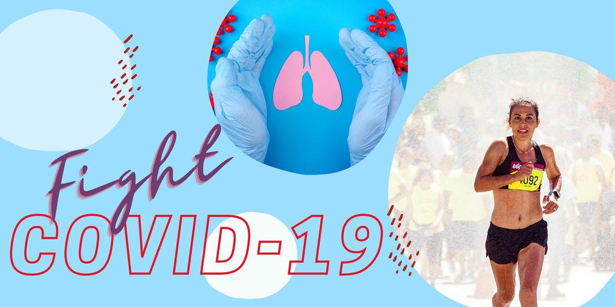 Fight COVID 19 Virtual Run | Online Event | AllEvents.in