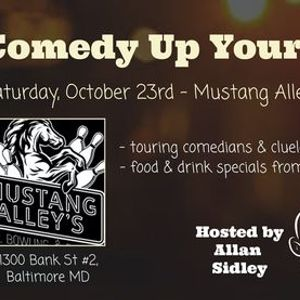 Mustang Alleys Open Mic Night [Stand-up Comedy]