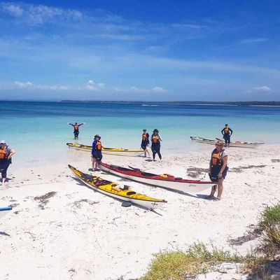 Womens Easy Sea Kayaking Saturday 7th March