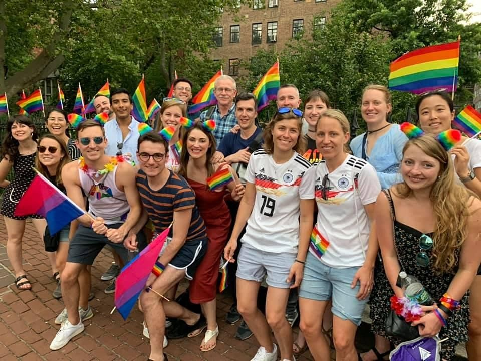 LGBTQ History Walking Tour, 2 October   Event in New York   AllEvents.in