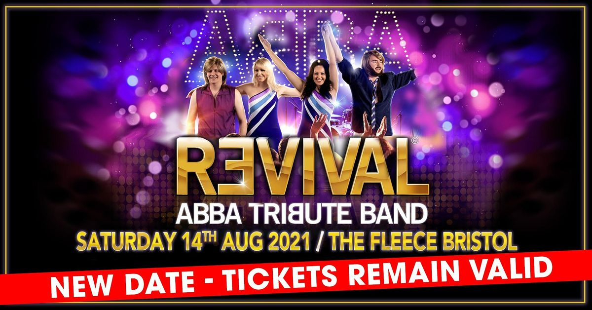 Revival - A Tribute To Abba, 8 May | Event in Bristol | AllEvents.in