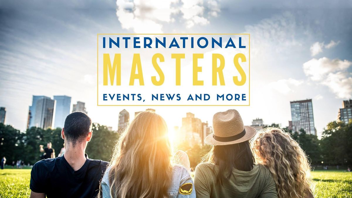 Top Masters Event in Istanbul