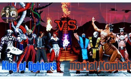 Sesion Fotografica Metal Slug Y King Of Fighter Vs Mortal Kombat