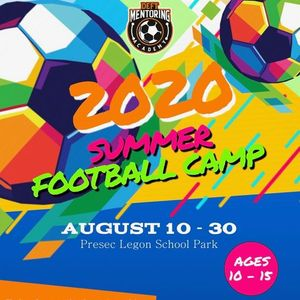 2020 Summer Football Camp in Accra