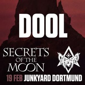 Dool Secrets of The Moon - Dortmund