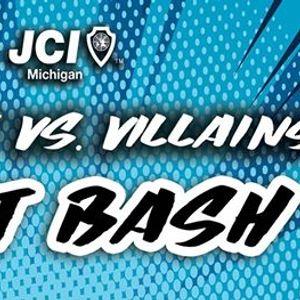 Heroes vs. Villains Boat Bash 2019