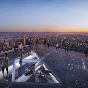 Observation Deck at Hudson Yards - (Exact Date Coming Soon)