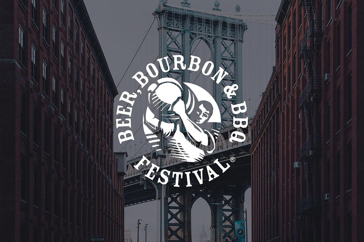 Beer, Bourbon & BBQ Festival - Brooklyn, 31 July | Event in Brooklyn | AllEvents.in