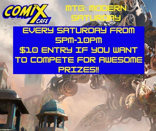 Magic Modern Saturday   Event in Tomball   AllEvents.in