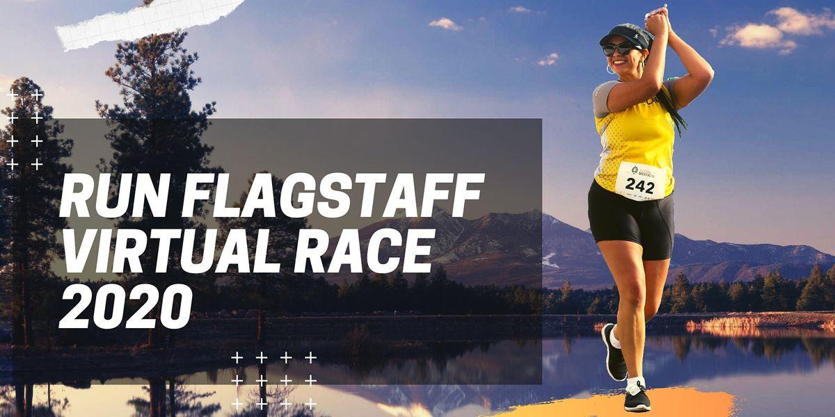 Run Flagstaff Virtual Race   Online Event   AllEvents.in
