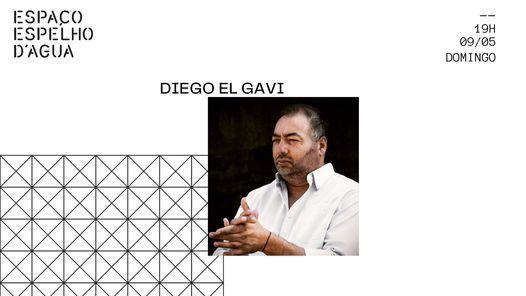 Diego El Gavi no Espaço Espelho D'Água | Event in Lisbon | AllEvents.in
