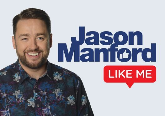 Jason Manford - Like Me, 11 February | Event in Dartford | AllEvents.in