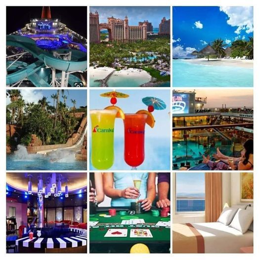 Bahamas Cruise 2021, 3 December   Event in Nassau   AllEvents.in