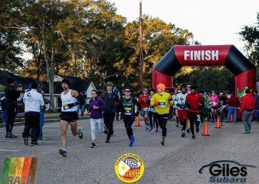 Cajun Country Run 2020, 12 December | Event in Lafayette | AllEvents.in