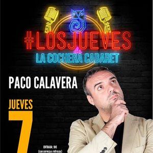 Paco Calavera losjueves