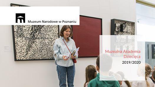 Muzealna Akademia Dziecica  zapisy