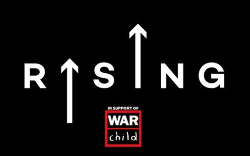 Rising in support of War Child