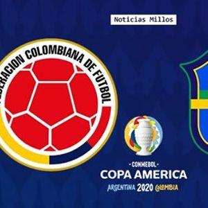 Copa Amrica Colombia Vs Brasil