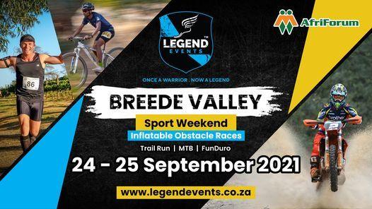 Breede Valley - Sports Weekend, 24 September   Event in Worcester   AllEvents.in