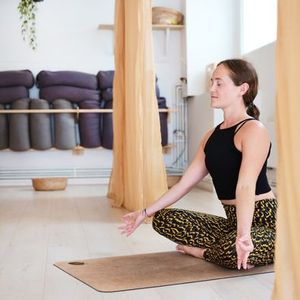 Trika at Home Yoga for Anxiety  10