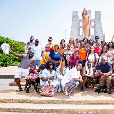 AfroTriping  Beyond The Return Ghana Trip  9 Nights