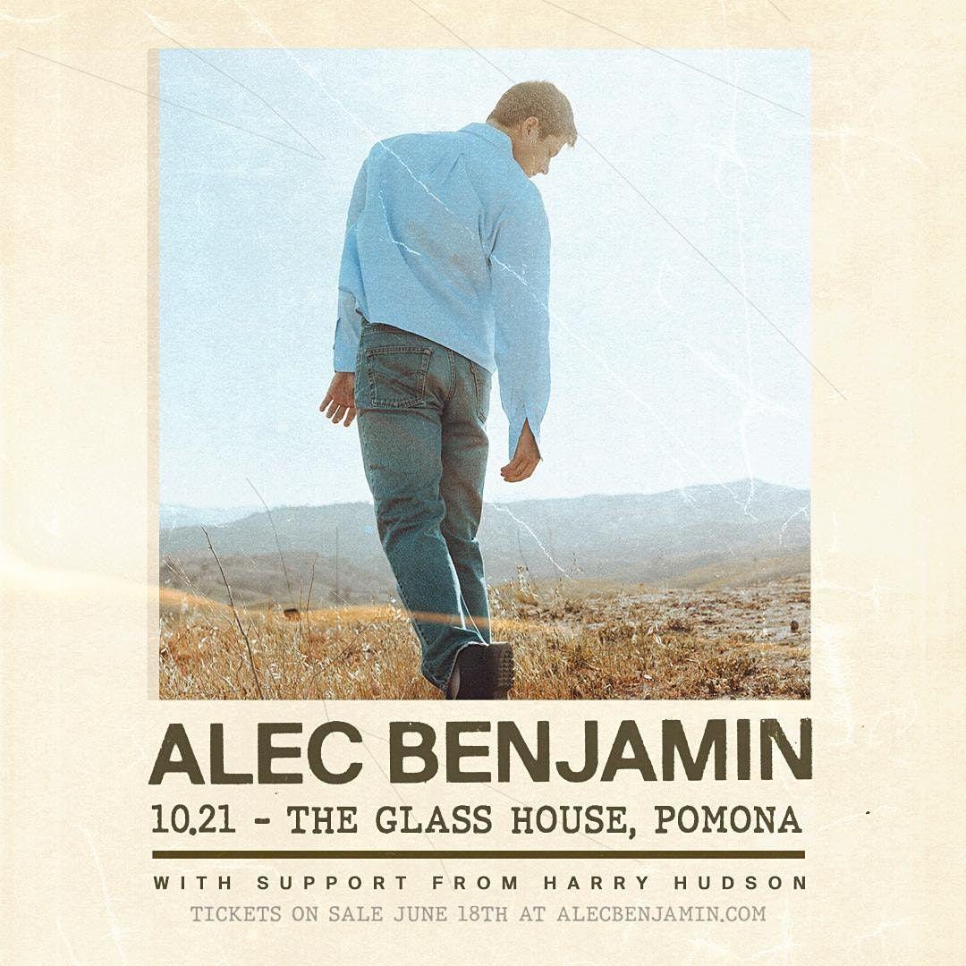 Alec Benjamin | Event in Pomona | AllEvents.in