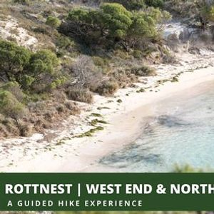 Rottnest Island  Explore The West End and Northern Beaches Guided Hike
