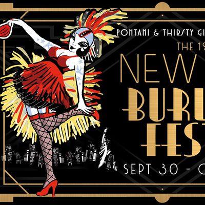 The New York Burlesque Festivals Golden Pastie Awards