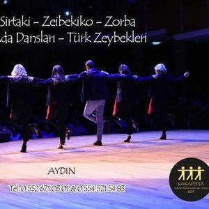 Aydn - Sirtaki Zeibekiko Zorba Ada Danslar Trk Zeybekleri