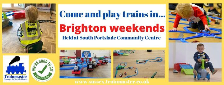 Trainmaster Brighton weekend events | Event in Brighton | AllEvents.in