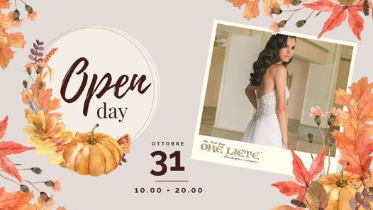 OpenDay - Fall Winter Collection Ore Liete, 31 October | Event in San Severo | AllEvents.in