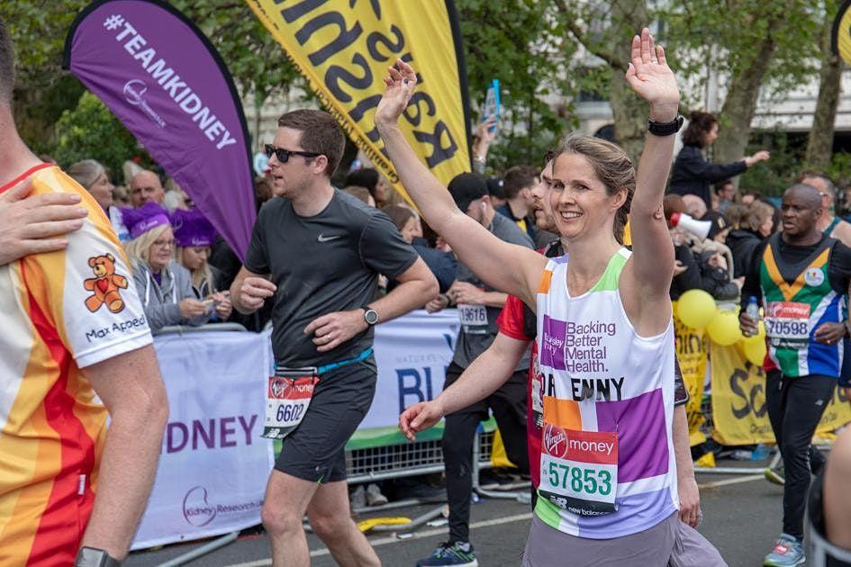 Maudsley Charity London Marathon 2021, 3 October   Event in Barking   AllEvents.in