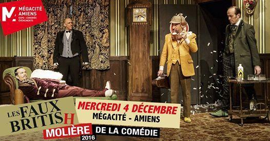 Les Faux British - Auditorium Mgacit Amiens - 041219