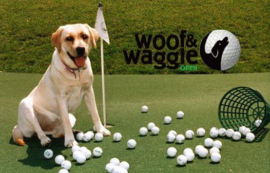 6th Annual Woof & Waggle Open Golf Scramble