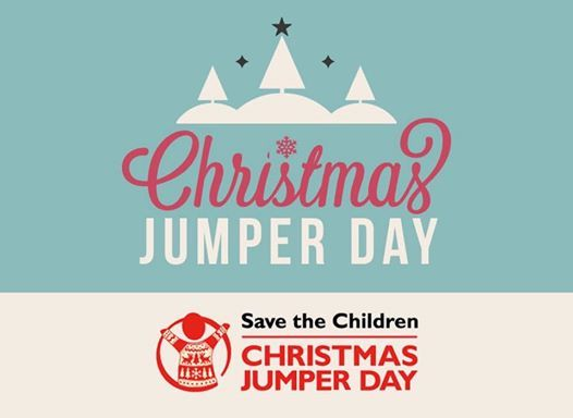 Christmas Jumper Day 2019 Save The Children.Annual Christmas Jumper Day 2019 At Bar Justice Sunderland