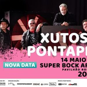 NOVA DATA XUTOS & PONTAPS - SANTA CASA PORTUGAL AO VIVO
