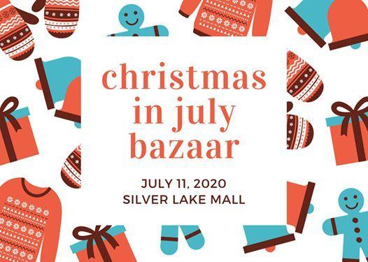 Christmas Bazaars Near Cda Idaho Fall 2020 Calendar Christmas in July: Shopping Bazaar at Silver Lake Mall, Coeur d'Alene