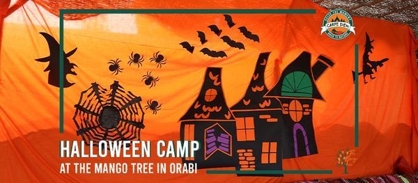 Halloween Camp at The Mango Tree | Event in Helwan | AllEvents.in
