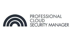 CCC-Professional Cloud Security Manager 3 Days Virtual Live Training in Cape Town