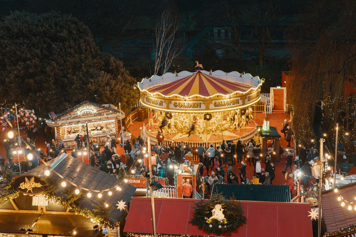 Hertford Castle Christmas Market, 26 November | Event in Hertford | AllEvents.in