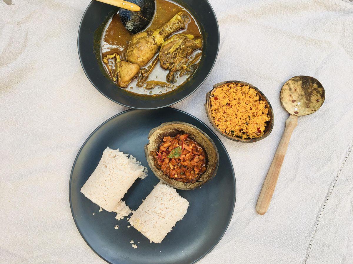 Sri Lankan Pittu & Curry Night | Event in Barcelona | AllEvents.in