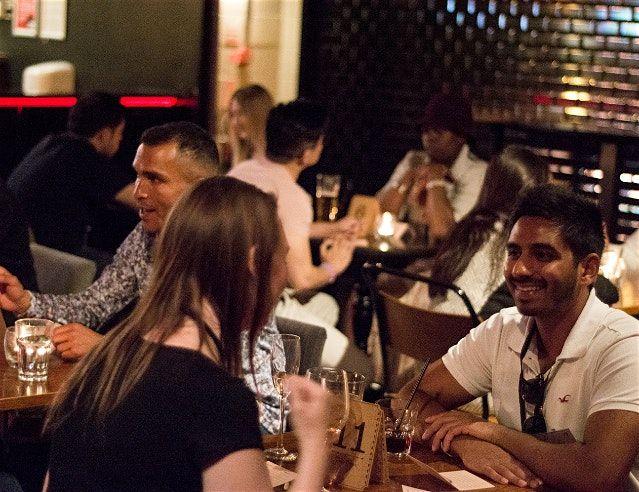 oxford speed dating besplatna web mjesta za upoznavanje s Irskom
