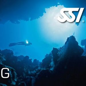 SSI Deep Diving Speciality