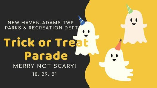 Kid's Trick or Treat Parade, 29 October | Event in Fort Wayne | AllEvents.in