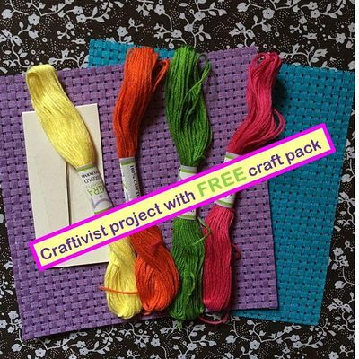 Craftivism FREE pack with PauseUoB